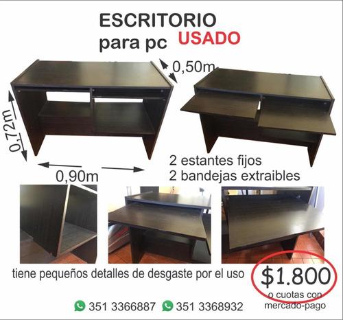 escritorio para pc usado