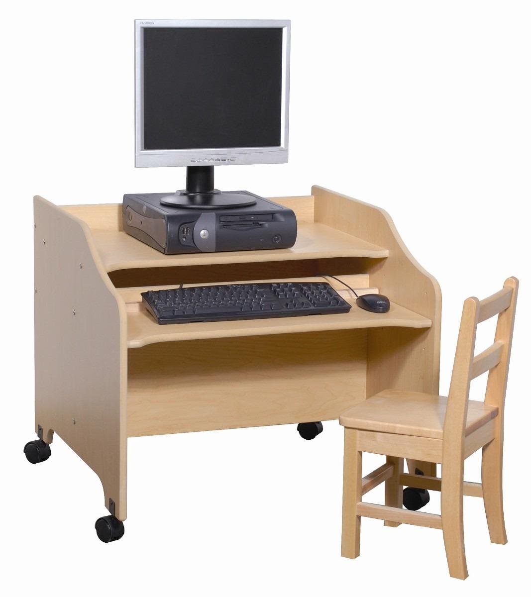 Escritorio para su computadora steffy deluxe vv4 4 937 for Escritorio para computadora