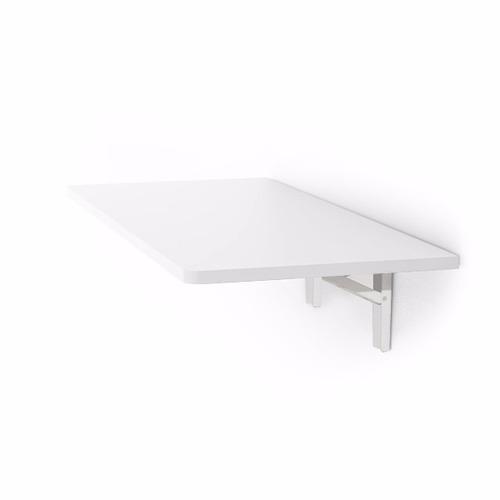 escritorio plegable abatible para pared 80x45 cm - a medida