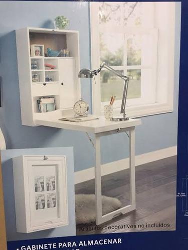 escritorio plegable blanco envio gratis msi