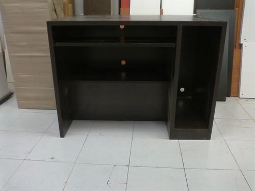 escritorio porta cpu porta teclado estante.estructura 25mm.