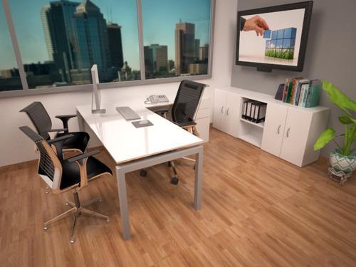 escritorio presidencial moderno gerencial modular