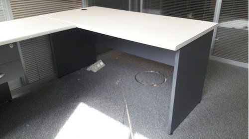 escritorio puesto de trabajo modulo kit basico para armar