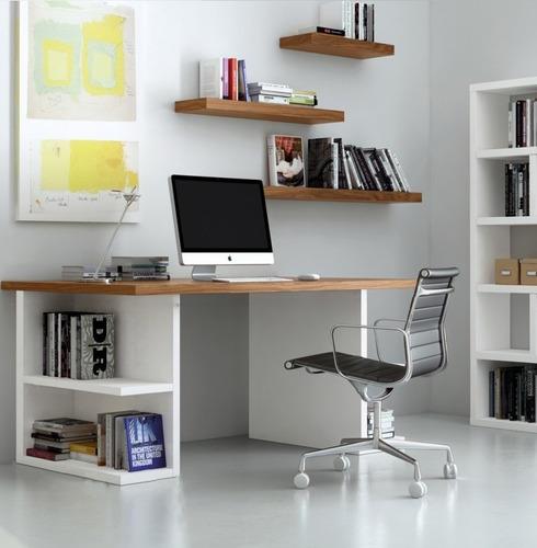 escritorio romano - escritorio personal - green muebles