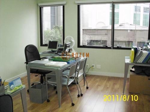 escritorio semi mobiliado! - sr42115