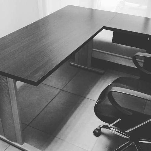 escritorio tipo lazzio somos fabricantes