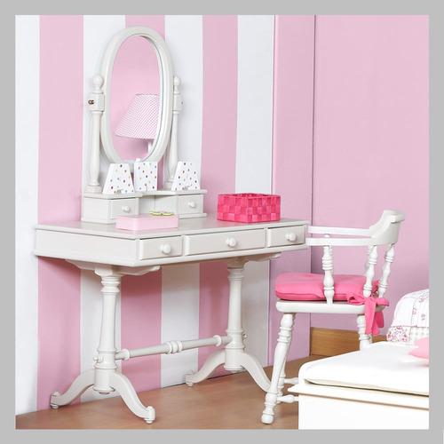 escritorio tocador blanco para ninña