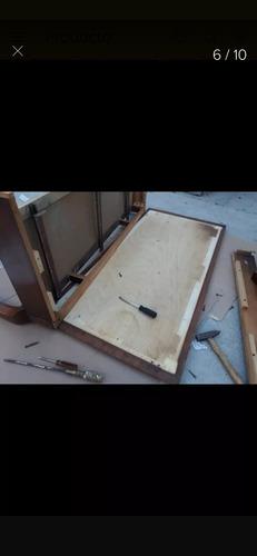 escritorio victoriano antiguo