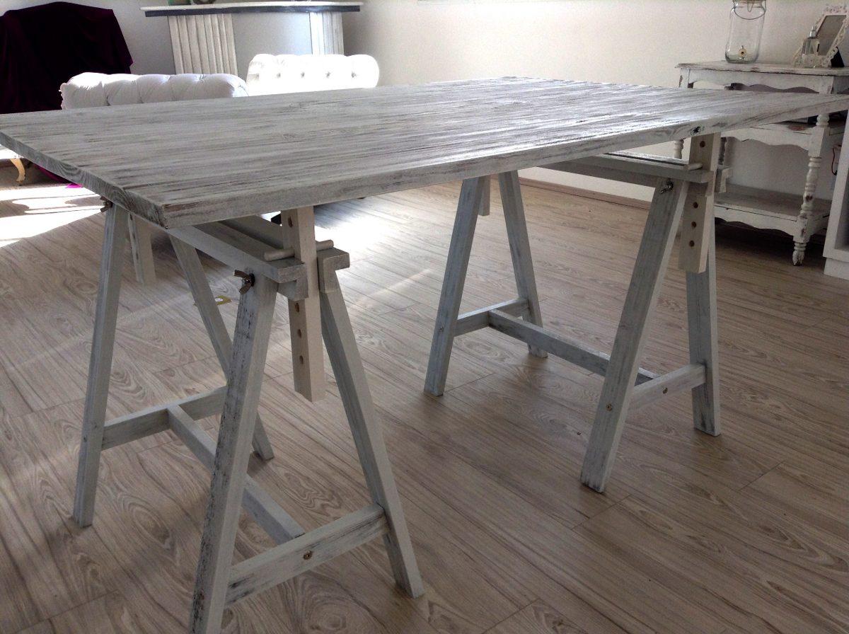 escritorio vintage mesa con caballete ajustable nordico