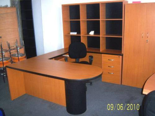 Credenza Con Librero : Escritorio credenza archivero y librero centro ejecutivo mmu