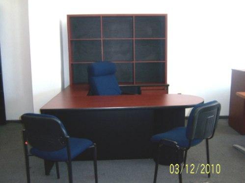 Escritorio Credenza Archivero Y Librero Centro Ejecutivo