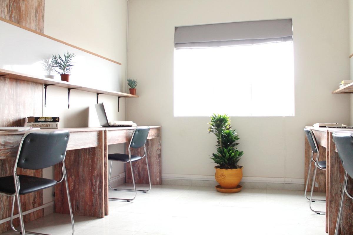 escritorios de trabajo