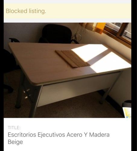 escritorios ejecutivos