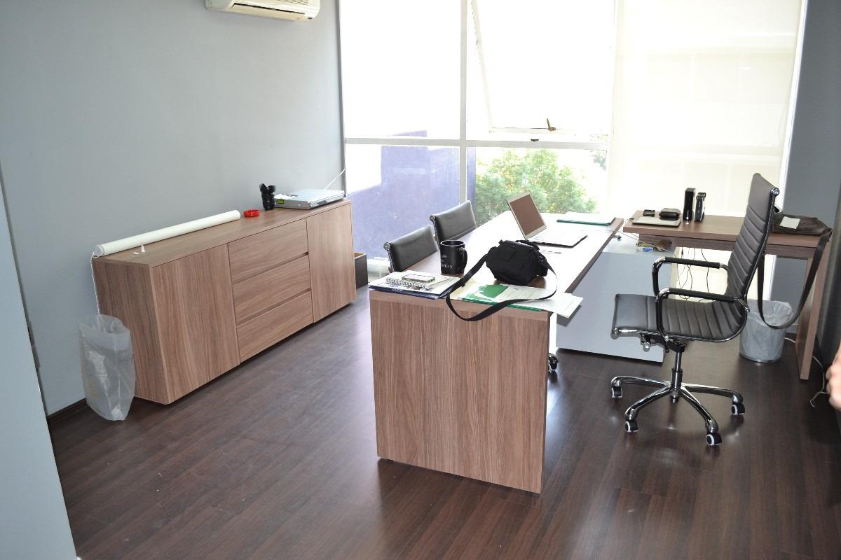 Escritorios ejecutivos archiveros credenzas libreros for Precios de muebles para oficina