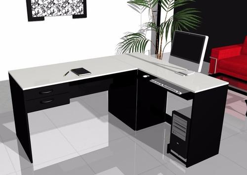 escritorios l blanco y negro lado b 004-fan -022