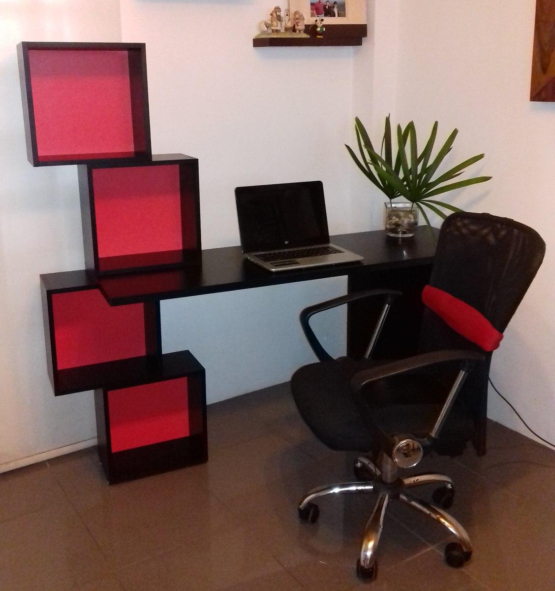 Escritorios modernos elegantes u s 180 00 en mercado libre for Muebles de oficina modernos bogota