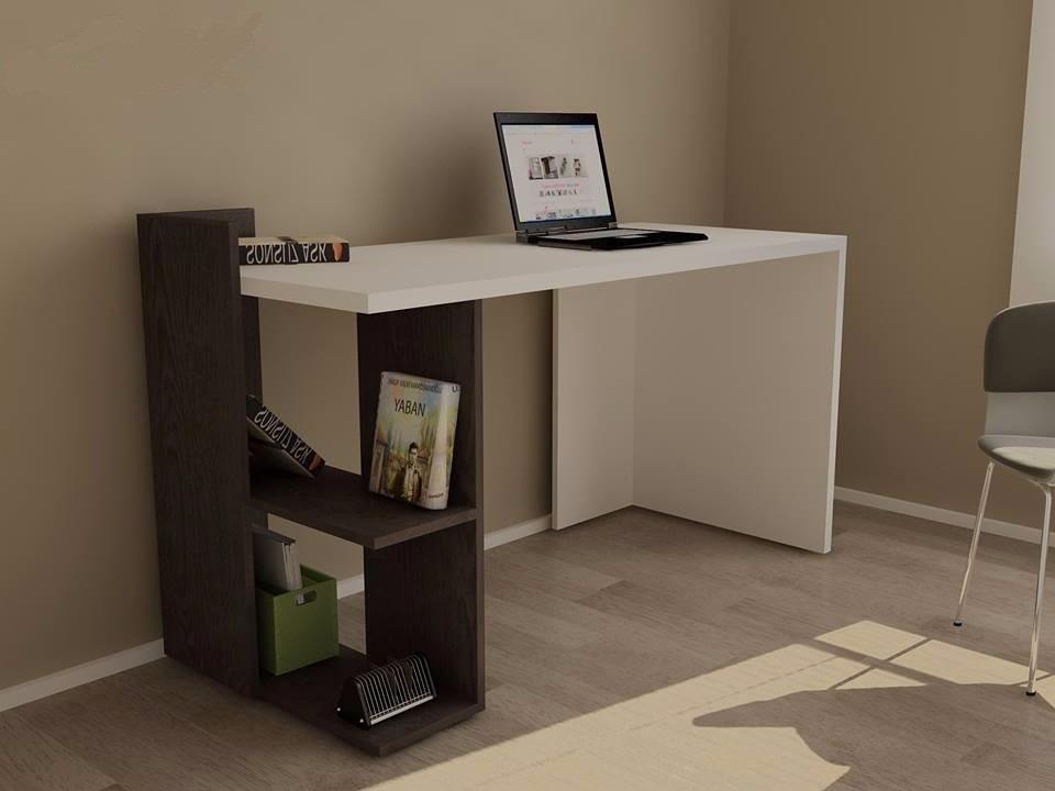 Escritorios modernos minimalistas de alta gama decoracion for Diseno de mesa de computadora