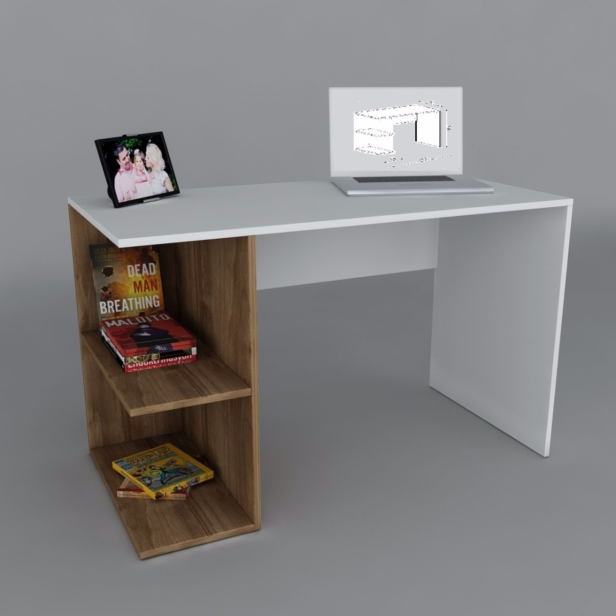 Escritorios modernos minimalistas de alta gama decoracion for Escritorios homecenter