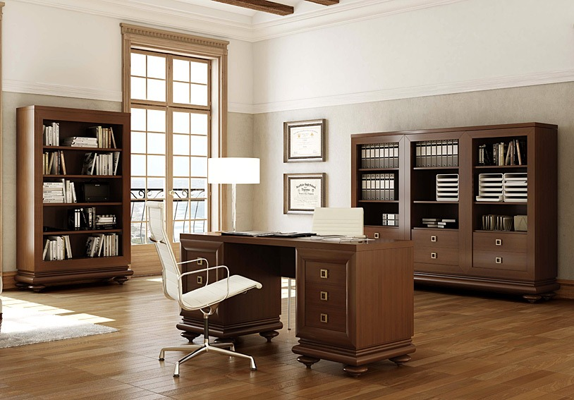 Escritorios muebles de oficina mesa de trabajo despacho - Mobles d oficina ...