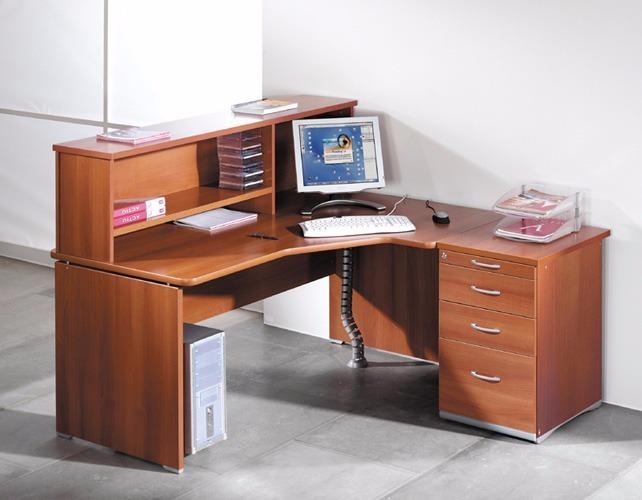 Escritorios de oficina archiveros libreros mesas for Escritorios de oficina