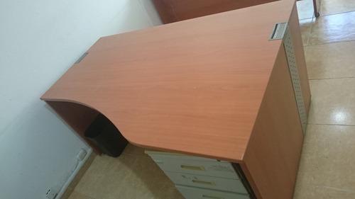 escritorios semi ejecutivos marca fursys
