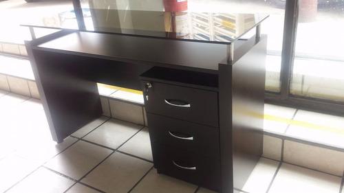escritorios y counters en melamine