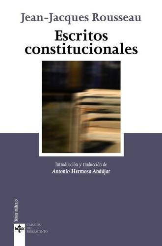 escritos constitucionales(libro derecho constitucional)