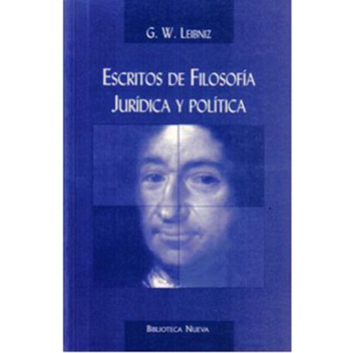 escritos de filosofía jurídica y política - gottfried wilhel