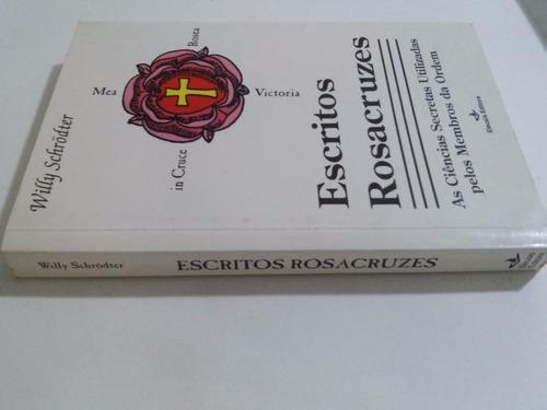 escritos rosacruzes, as ciências secretas utilizadas