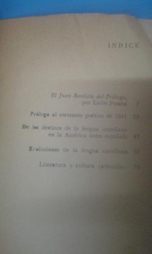escritos sobre estética y problemas de la literatura.alberdi