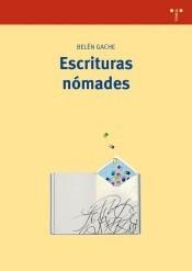 escrituras nómades(libro manuscritos. libros raros y curioso
