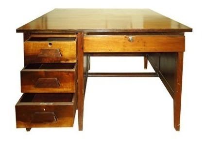 escrivaninha antiga