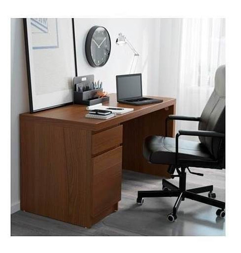 escrivaninha bancada mdf decoração computadormesa escritório