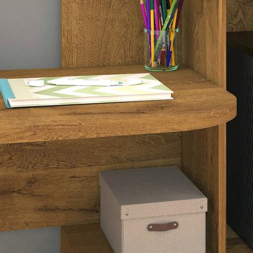 escrivaninha com estante elisa permobili mel ib
