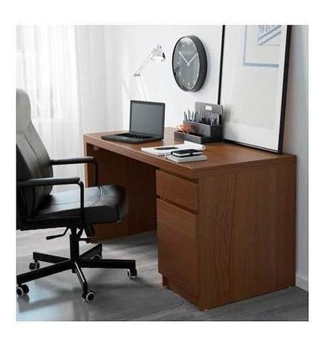 escrivaninha escritório computadormesa decoração mdf bancada