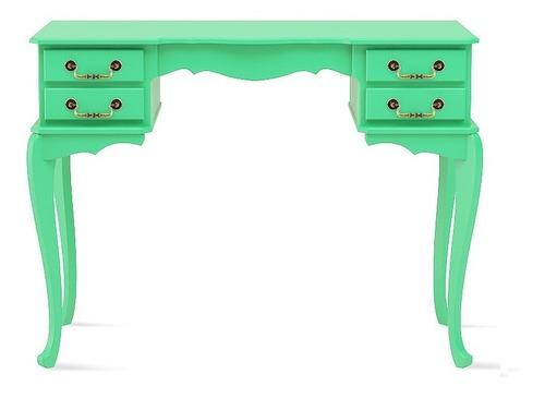 escrivaninha quarto escritório vintage atz 143 verde