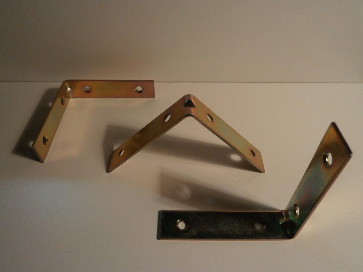Escuadra m nsula met lica para muebles y otros usos - Muebles de chapa metalica ...