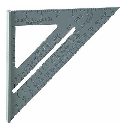 escuadra multiangulo con sombrero de aluminio speed square