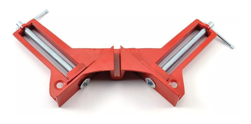 escuadra prensa angulos 75mm aluminio para marqueteria