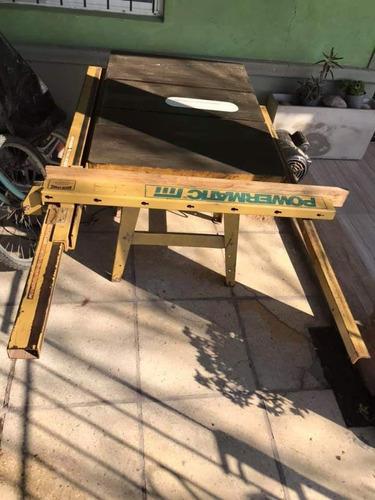 escuadradora , carpintería