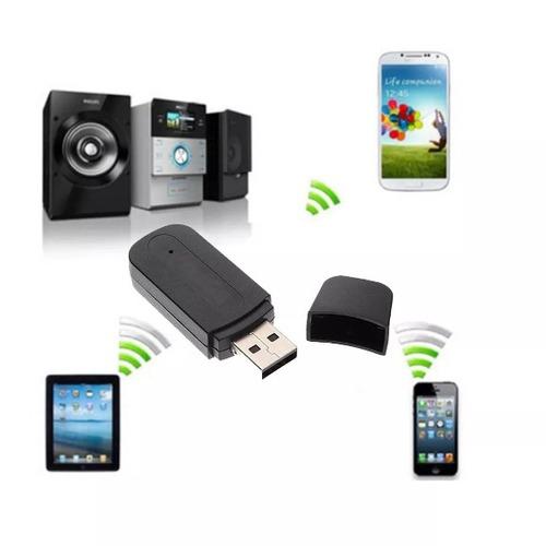 escucha música del pc, celular o tablet en la radio inalambr