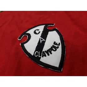 Escudo Bordado Del Club Atletico Claypole