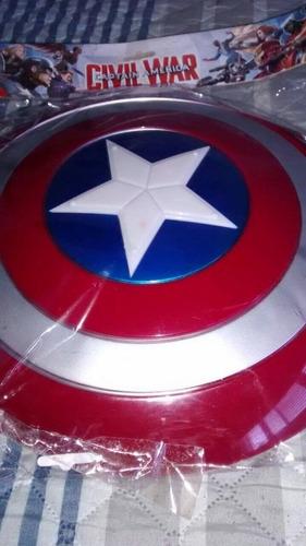 escudo capitan america con luz y sonido oportunidad.