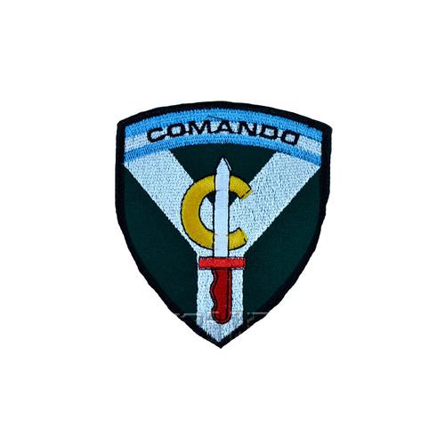escudo comandos bordado parche fuerzas especiales argentinas