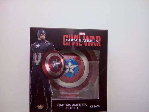 escudo de capitán américa marvel avengers nuevo