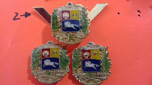 escudo de venezuela pequeños
