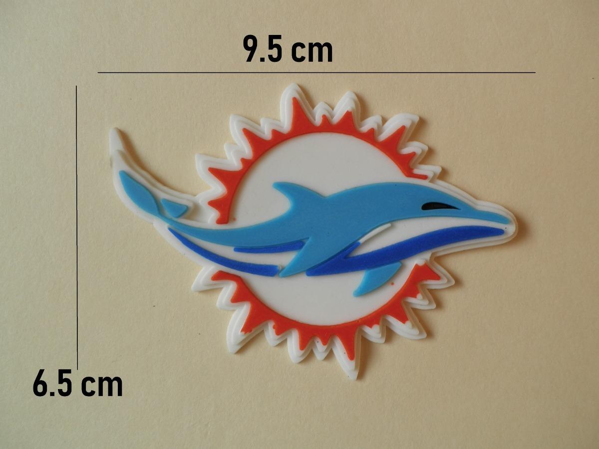 Escudo Del Equipo De Miami Dolphins De La Nfl -   49.00 en Mercado Libre a892c15ba65