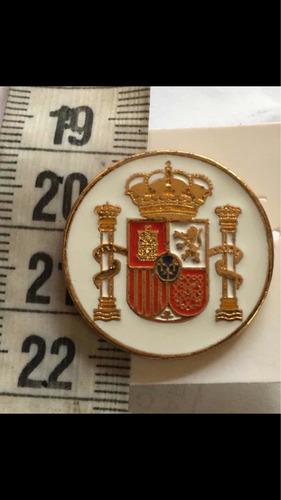 escudo españa pin a pedido