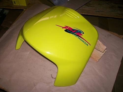 escudo frontal honda biz 100 amarelo semi-novopromoção!