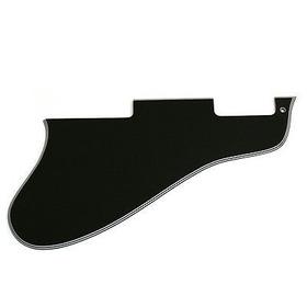 Escudo Gibson Es-335 Allparts Pg0818-037 - 5 Camadas (preto)